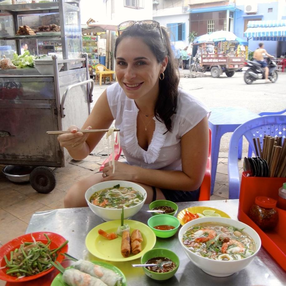 vietnam streetfood expat living abroad
