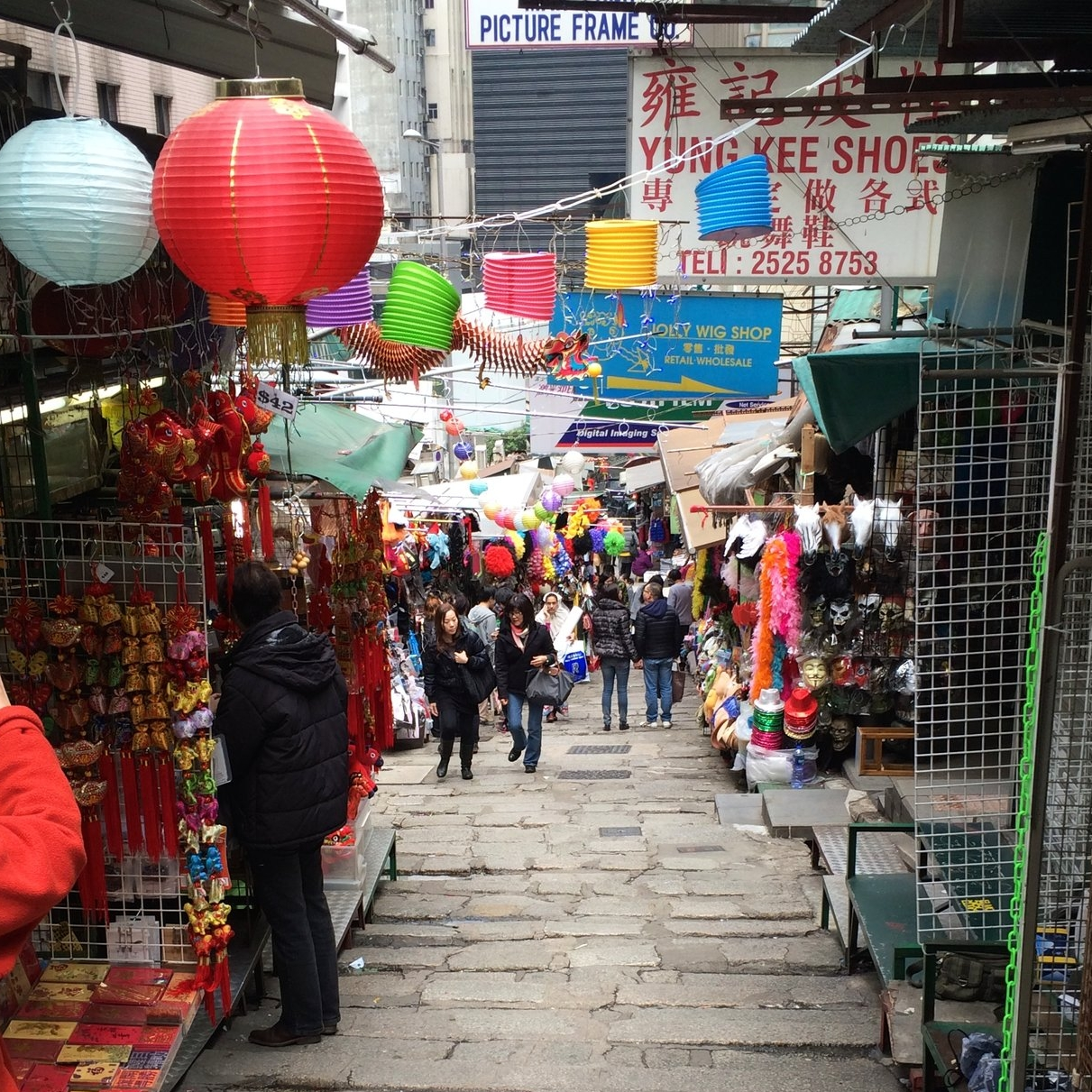 2 days in Hong Kong Central