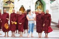 baby travel myanmar