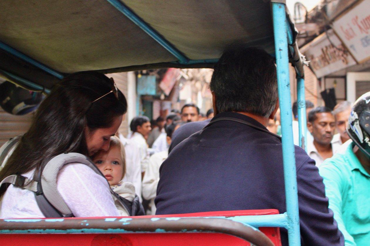 baby travel india