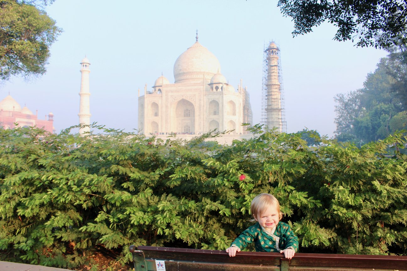 baby travel to india