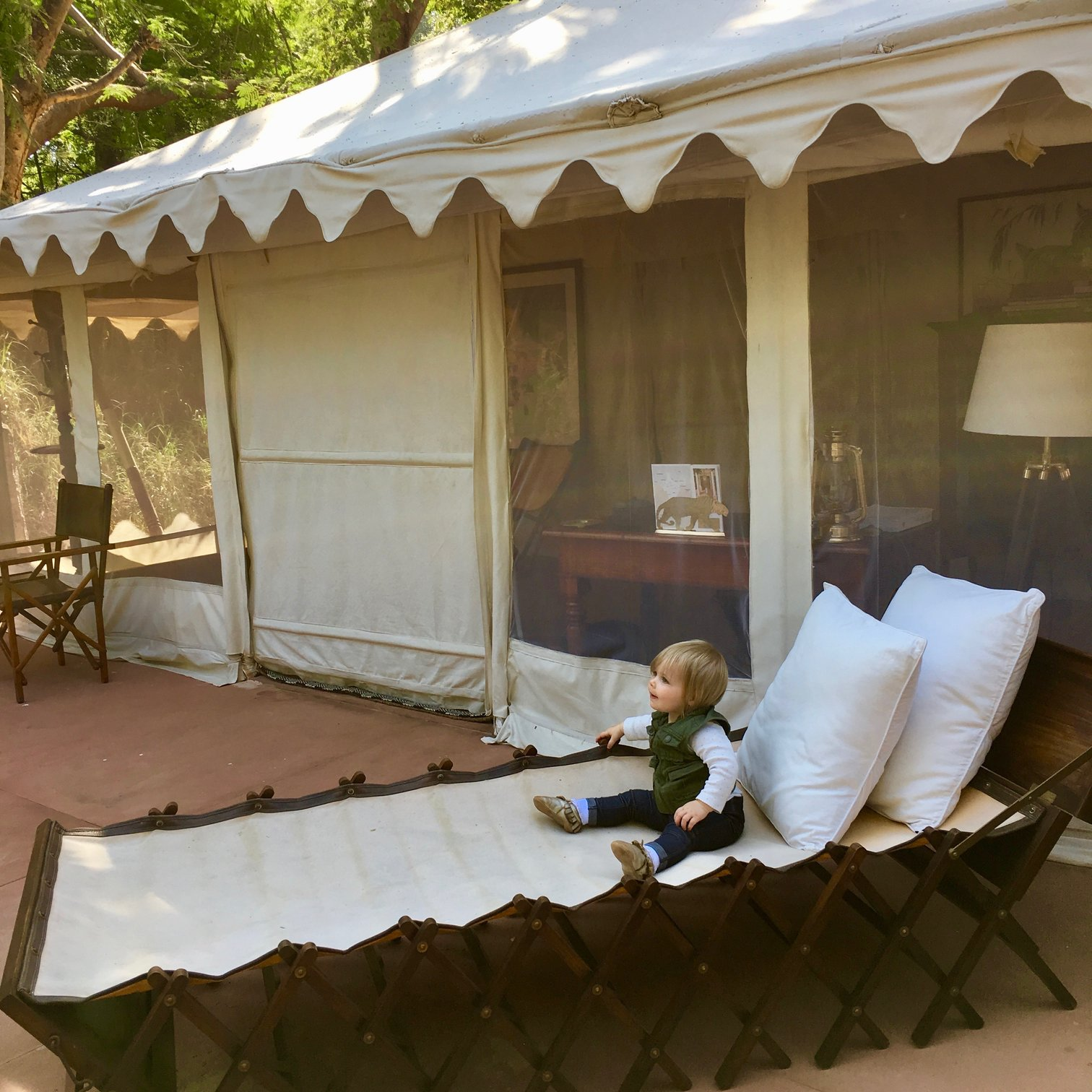 Sher Bagh Tiger Safari India Suite