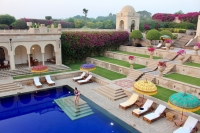 oberoi amarvillas agra india baby travel