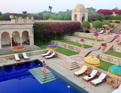 Oberoi Amarvillas Resort in Agra, India