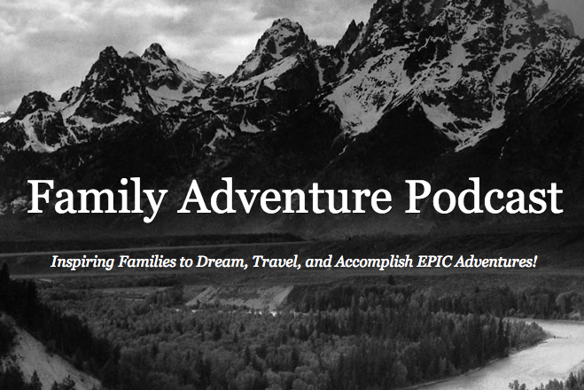 Birth abroad family adventure podcast