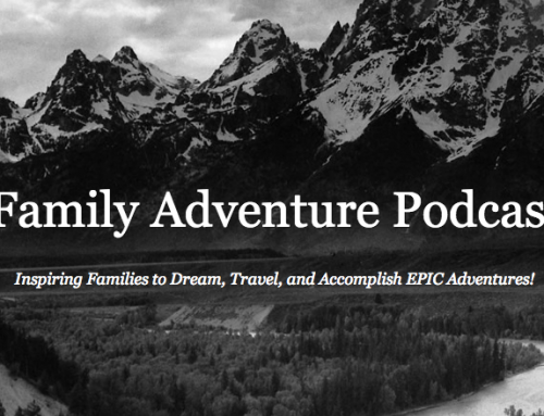 The WWW's on Family Adventure Podcast!
