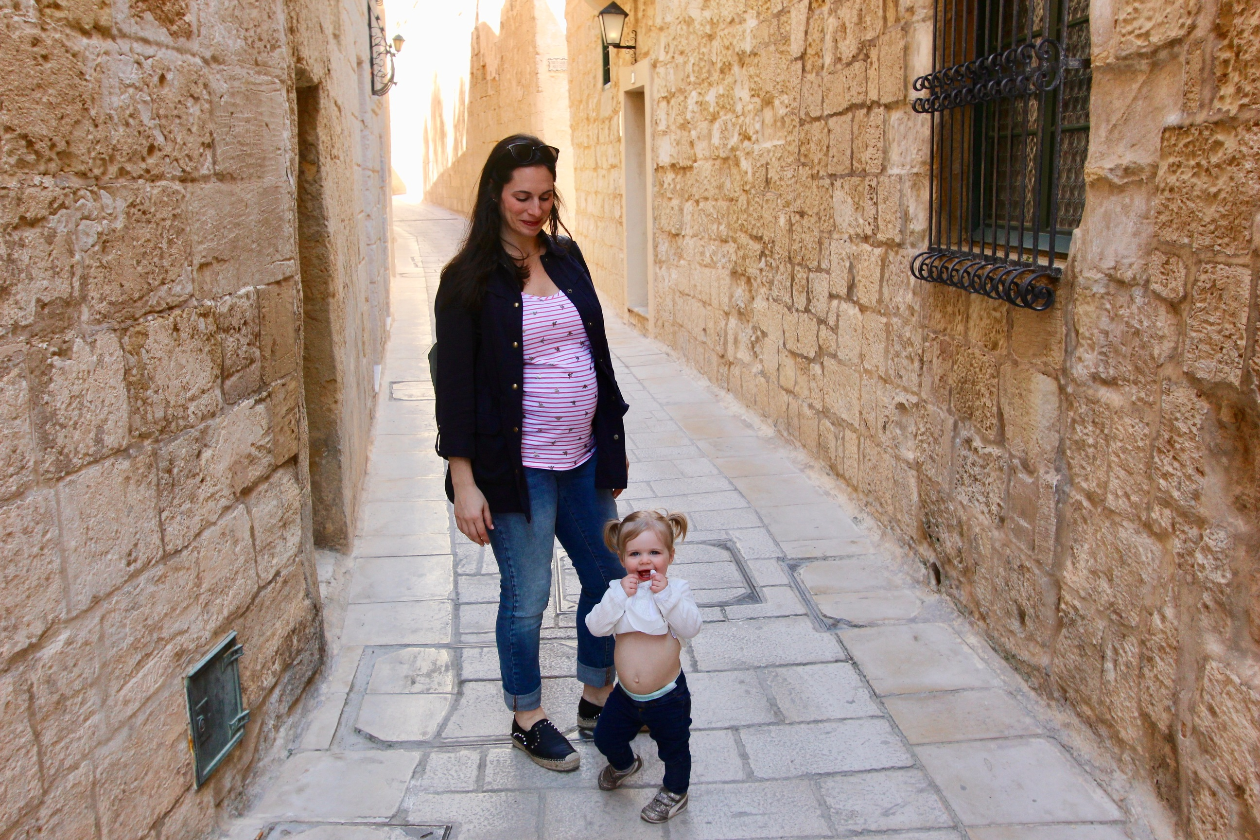 travel tips for pregnancy malta