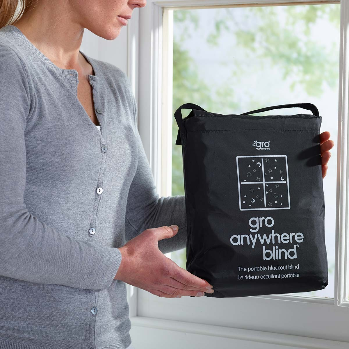 gro anywhere blinds