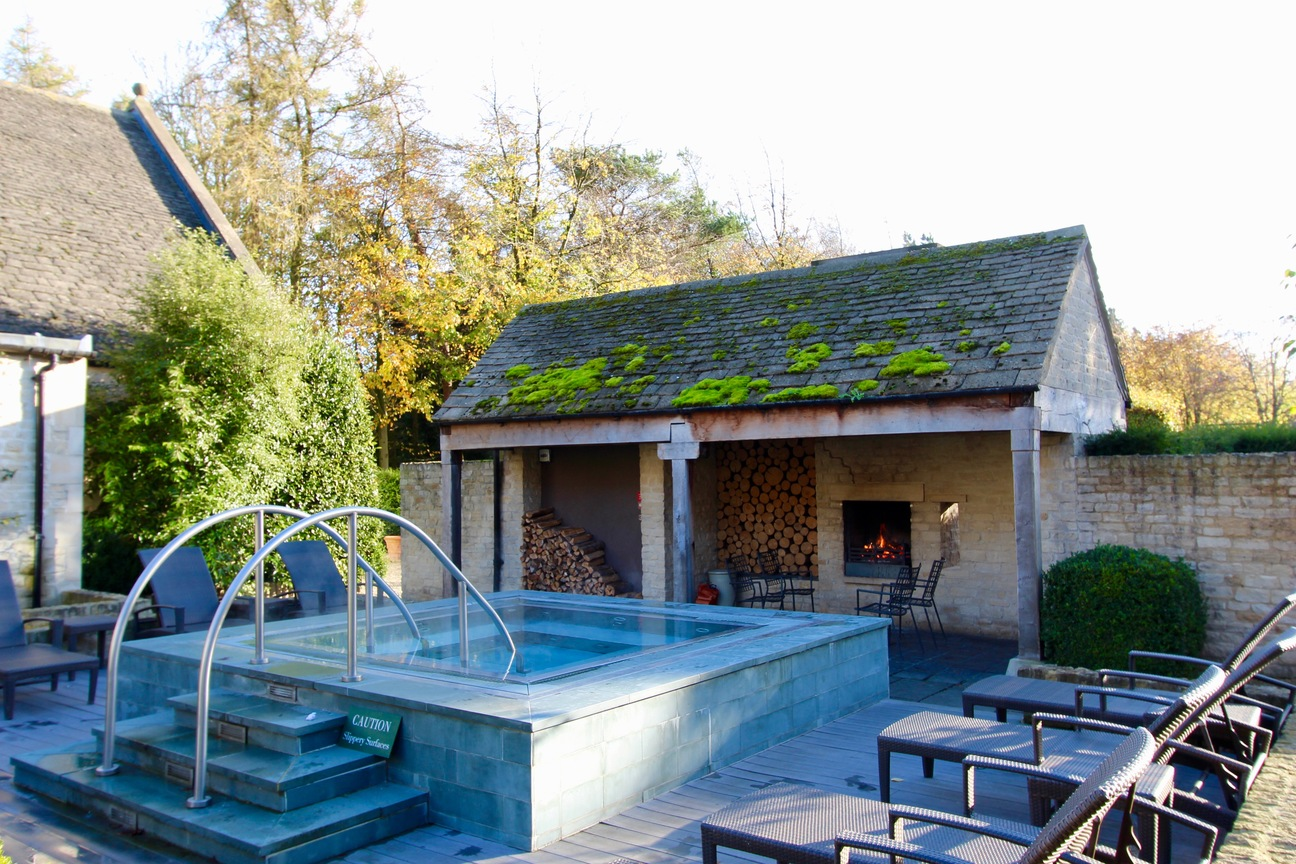 Calcot Manor spa