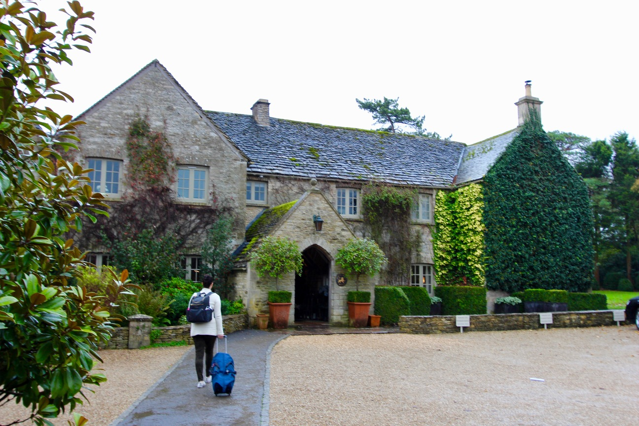 Calcot Manor kid friendly