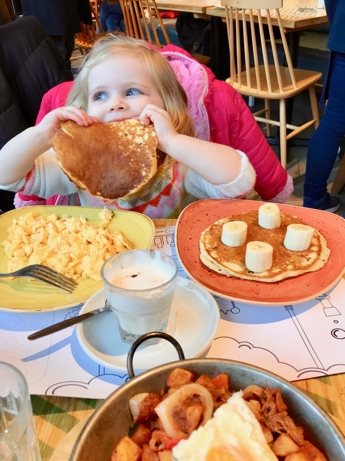 toddler friendly restaurant london