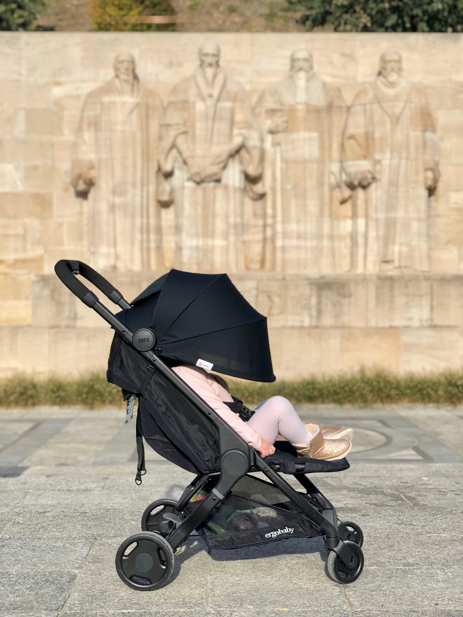 Ergobaby Travel Stroller