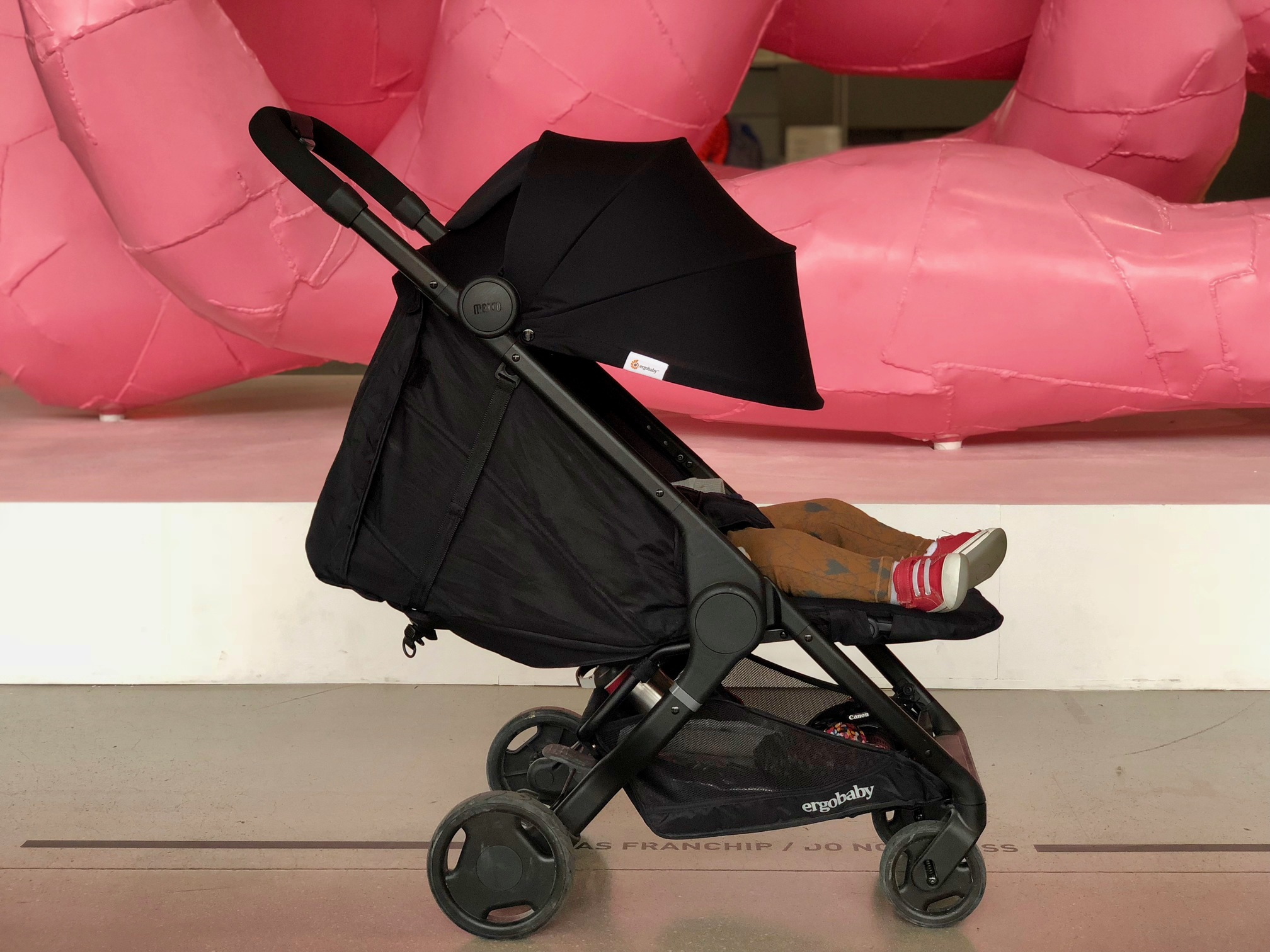 Ergobaby Metro Compact City Stroller The Worldwide Webers
