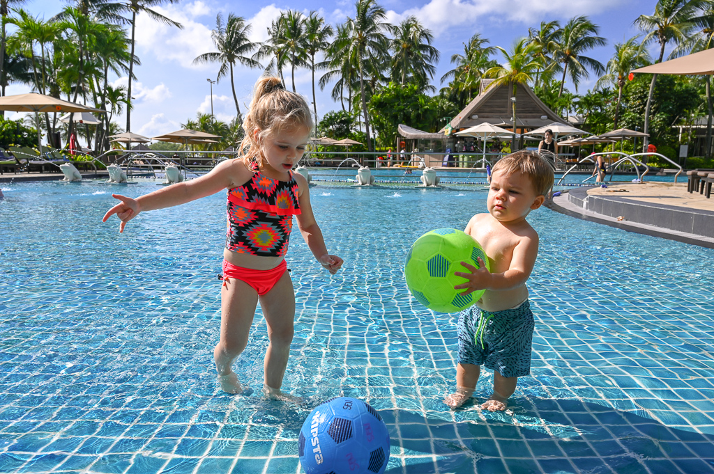 best kid friendly resort sentosa