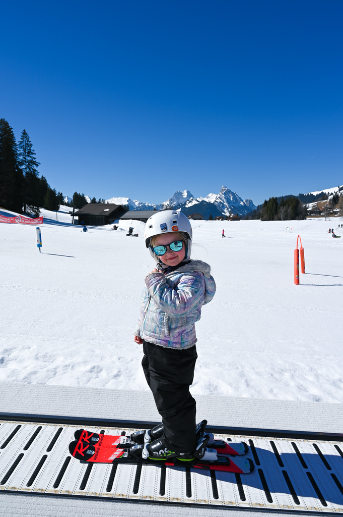 gstaad with kids