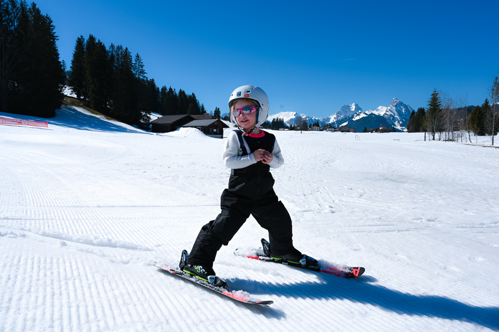 ski school for toddlers gstaad