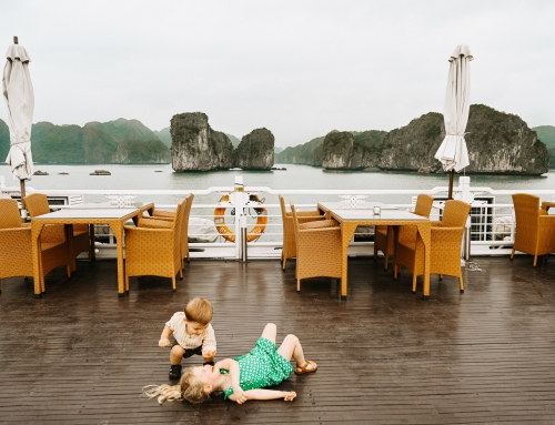 Bhaya Cruises, Halong Bay, Vietnam