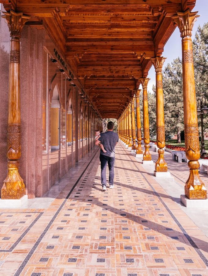 tashkent itinerary