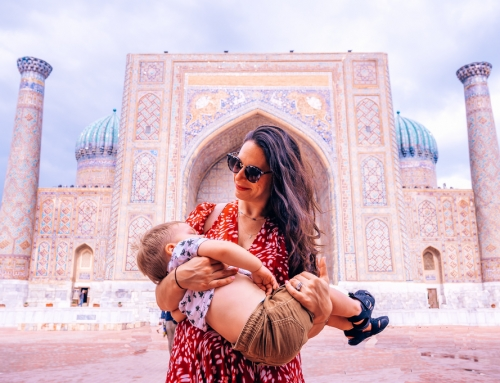 Uzbekistan Tours with Steppe Journeys