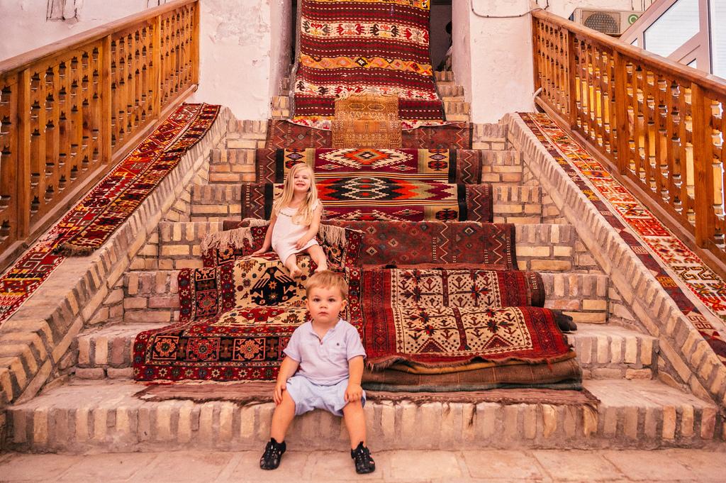 bukhara carpet museum