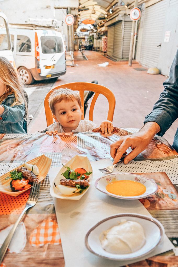 tel aviv culinary tour