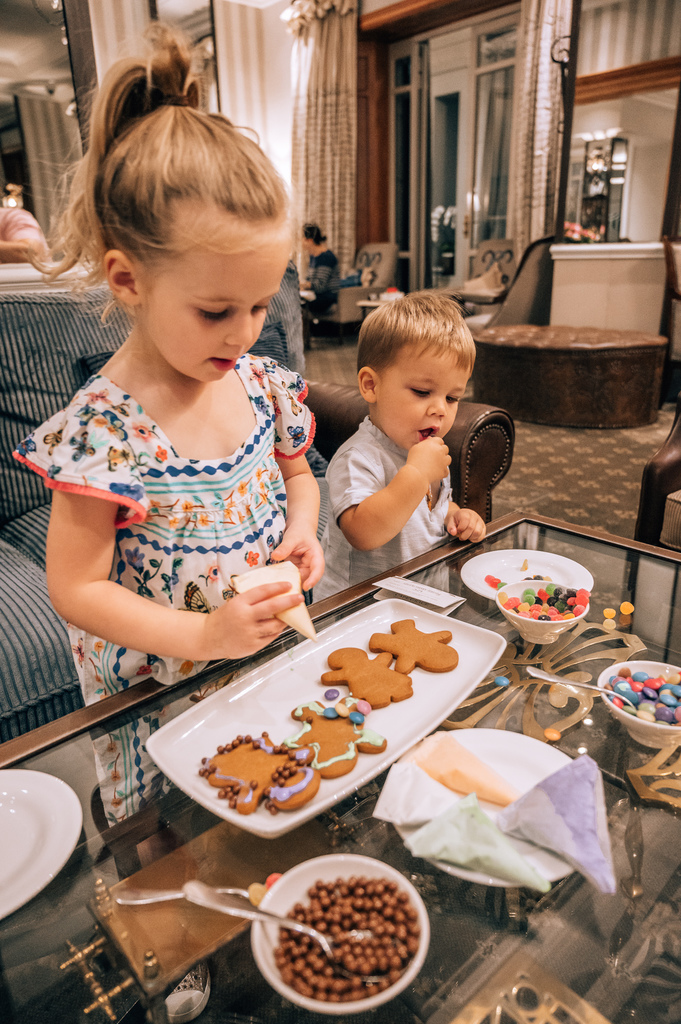 cape grace hotel kid activities