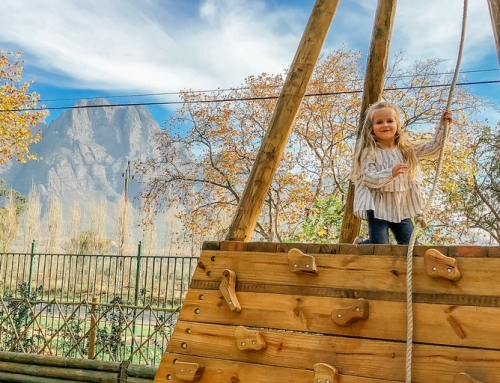 Kid Friendly Wine Farms in South Africa