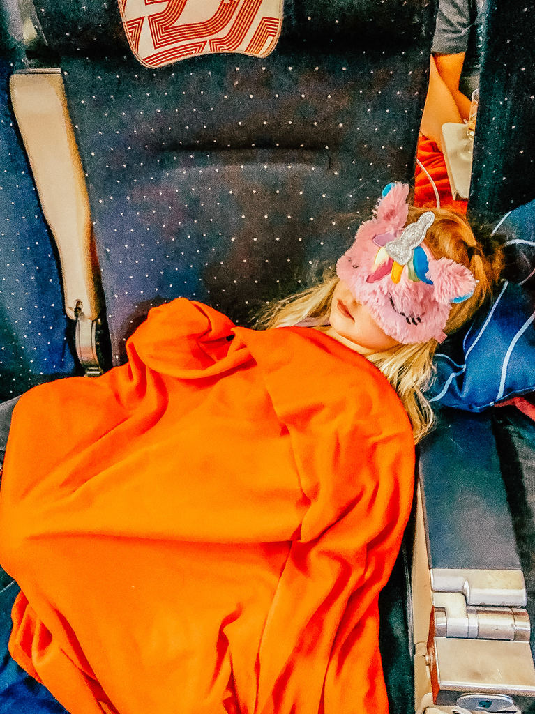sleep hacks for travel